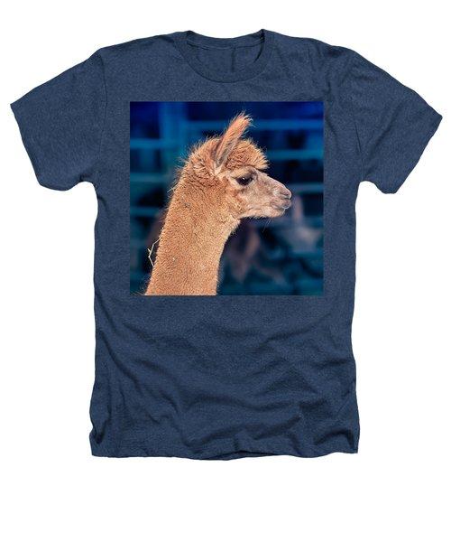 Alpaca Wants To Meet You Heathers T-Shirt by TC Morgan