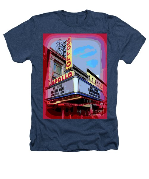 Amateur Night At The Apollo Heathers T-Shirt by Ed Weidman
