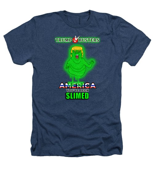 America, You've Been Slimed Heathers T-Shirt by Sean Corcoran