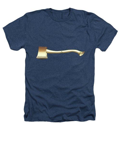 22nd Degree Mason - Knight Of The Royal Axe Masonic Jewel  Heathers T-Shirt by Serge Averbukh