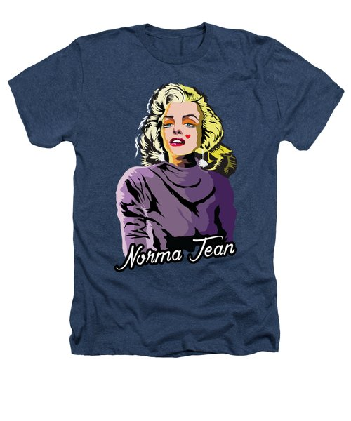 The Timeless Norma Jean Heathers T-Shirt by Anthony Mwangi