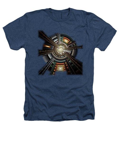 Space Station Heathers T-Shirt by Anastasiya Malakhova