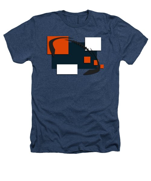 Bears Abstract Shirt Heathers T-Shirt by Joe Hamilton
