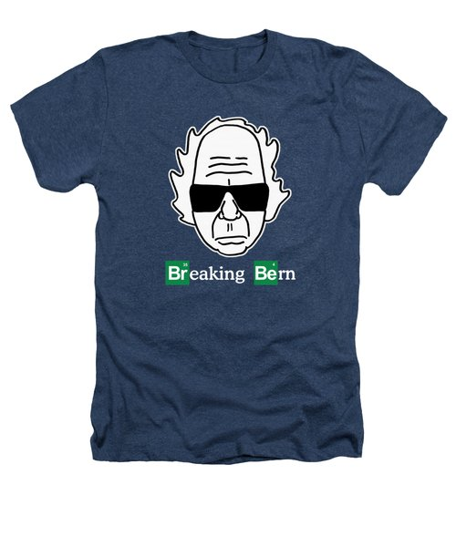 Breaking Bern Heathers T-Shirt by Sean Corcoran