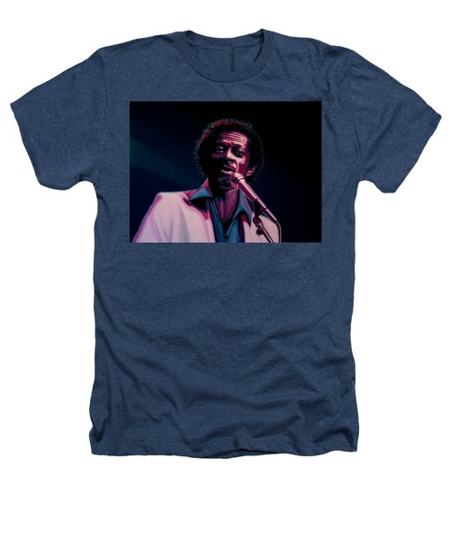 Chuck Berry Heathers T-Shirt by Paul Meijering
