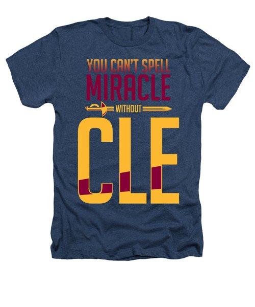 cle Heathers T-Shirt by Augen Baratbate