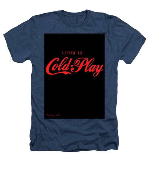Coldplay Heathers T-Shirt by Poojit Rasalkar