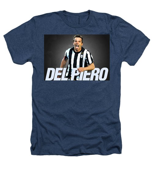 Del Piero Heathers T-Shirt by Semih Yurdabak