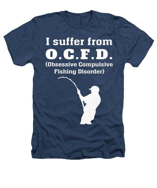 Fishing Heathers T-Shirt by Do Van thuc