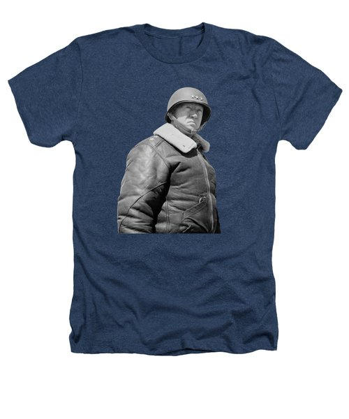 General George S. Patton Heathers T-Shirt by War Is Hell Store