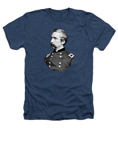 General Joshua Chamberlain  Heathers T-Shirt by War Is Hell Store