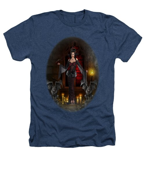 Gothic Queen Heathers T-Shirt by Ali Oppy