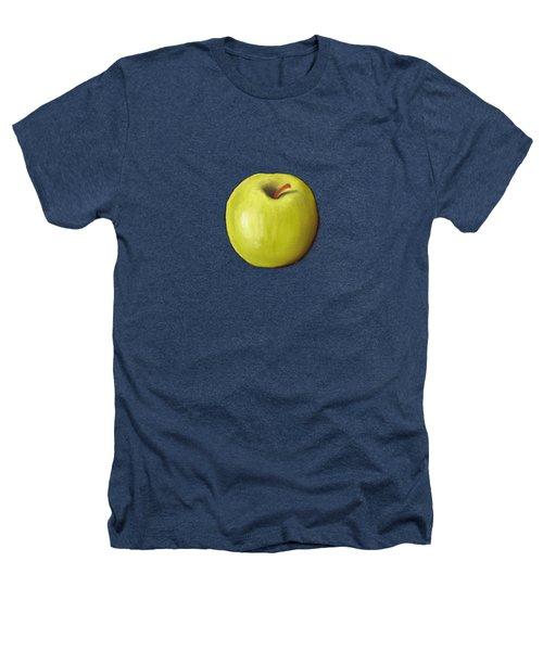 Granny Smith Apple Heathers T-Shirt by Anastasiya Malakhova