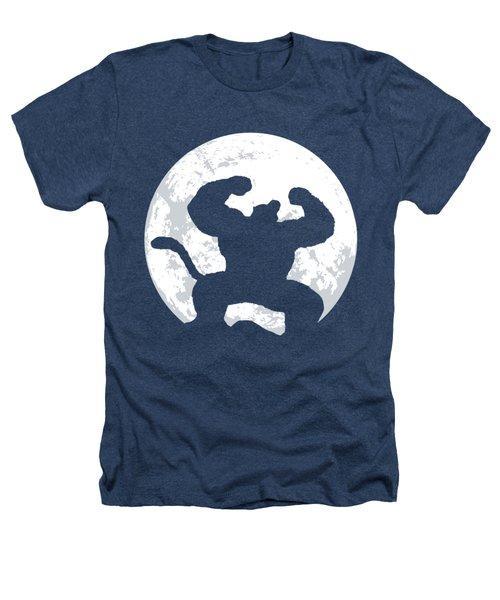 Great Ape Heathers T-Shirt by Danilo Caro
