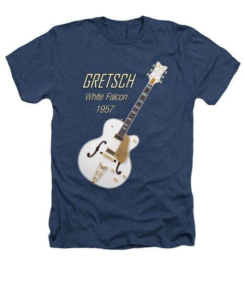 Gretsch  White Falcon 1957 Heathers T-Shirt by Shavit Mason