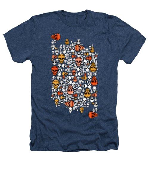Halloween Heathers T-Shirt by Mark Ashkenazi