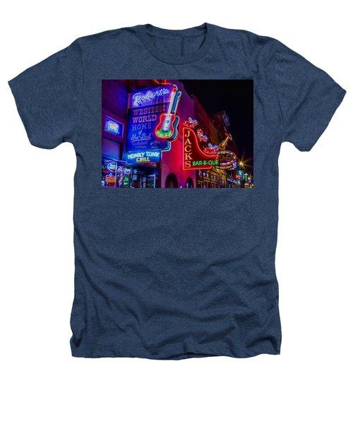 Honky Tonk Broadway Heathers T-Shirt by Stephen Stookey