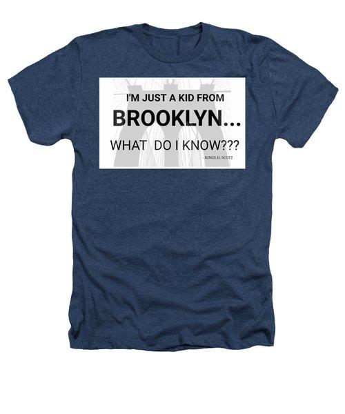 I'm Just A Kid... Heathers T-Shirt by Pat Odom