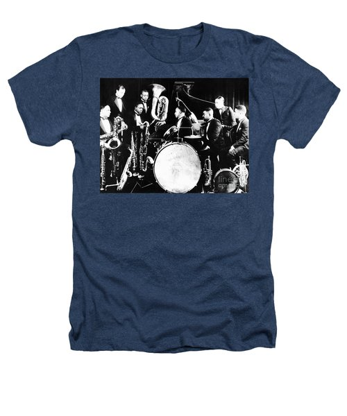 Jazz Musicians, C1925 Heathers T-Shirt by Granger