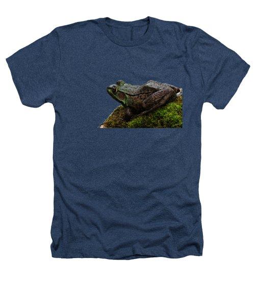 King Of The Rock Heathers T-Shirt by Debbie Oppermann