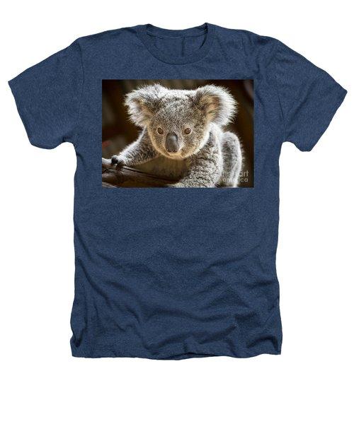 Koala Kid Heathers T-Shirt by Jamie Pham