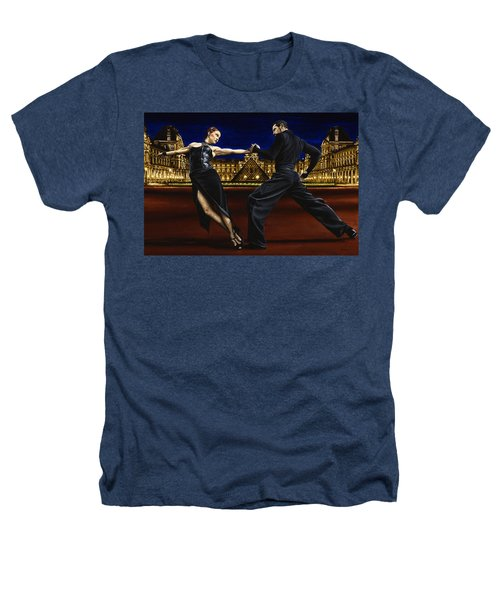 Last Tango In Paris Heathers T-Shirt by Richard Young
