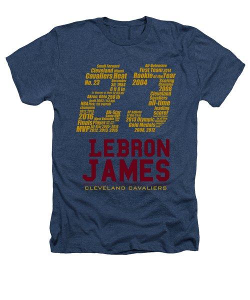 Lebron 23 Heathers T-Shirt by Augen Baratbate