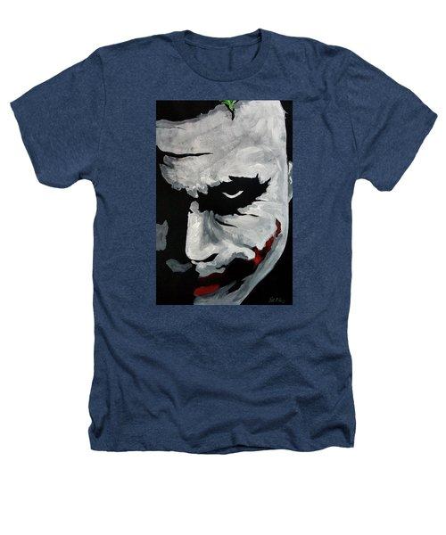 Ledger's Joker Heathers T-Shirt by Dale Loos Jr