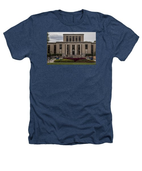 Library At Penn State University  Heathers T-Shirt by John McGraw
