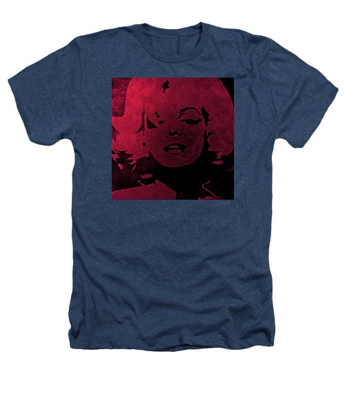 Marilyn Monroe Heathers T-Shirt by George Randolph Miller