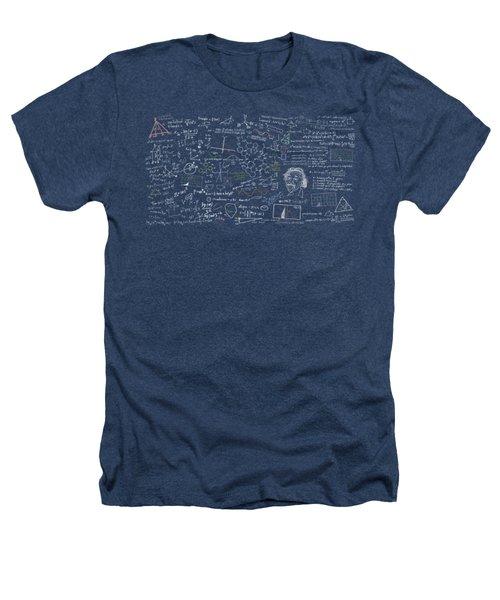 Maths Formula Heathers T-Shirt by Setsiri Silapasuwanchai