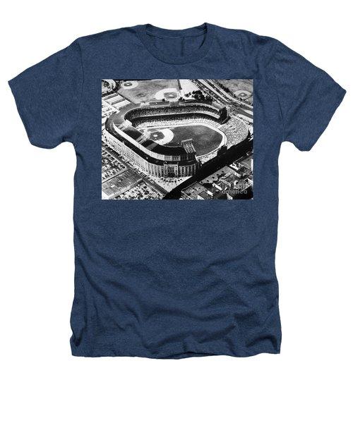 New York: Yankee Stadium Heathers T-Shirt by Granger