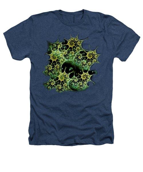 Night Lace Heathers T-Shirt by Anastasiya Malakhova