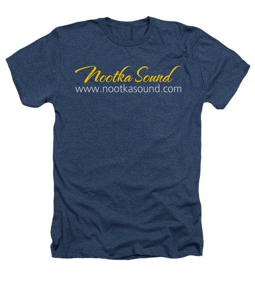 Nootka Sound Logo #5 Heathers T-Shirt by Nootka Sound