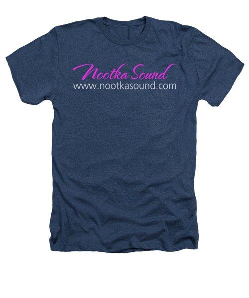 Nootka Sound Logo #8 Heathers T-Shirt by Nootka Sound
