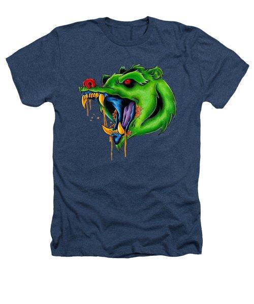 Not Yo Mama's Gummy Bear Heathers T-Shirt by Vicki Von Doom