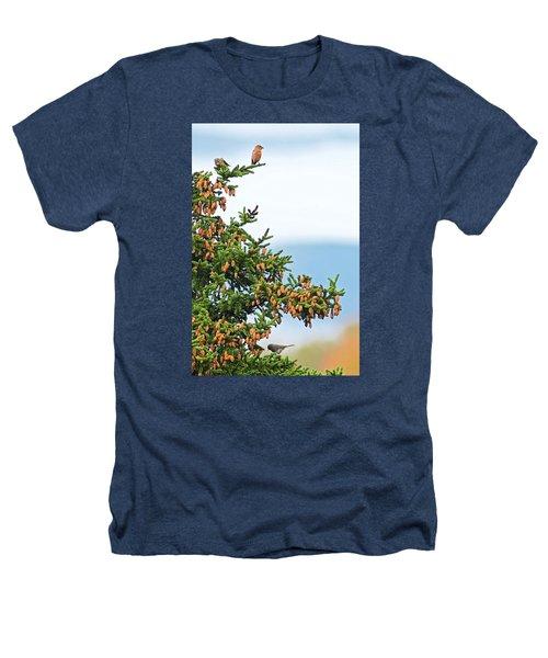 Out On A Limb # 2 Heathers T-Shirt by Matt Plyler