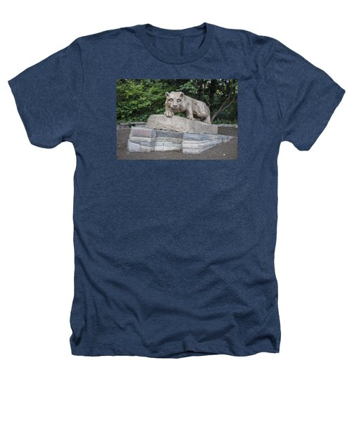 Penn Statue Statue  Heathers T-Shirt by John McGraw