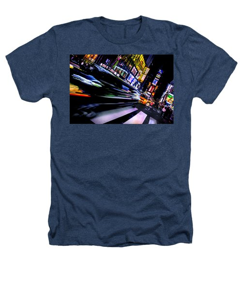Pimp'n It Heathers T-Shirt by Az Jackson