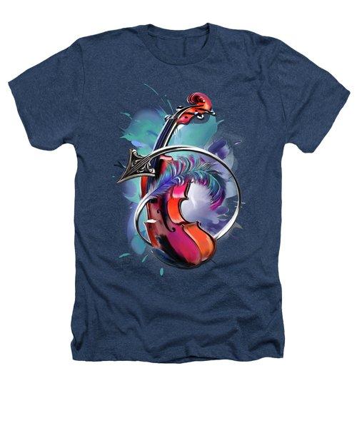 Sagittarius Heathers T-Shirt by Melanie D