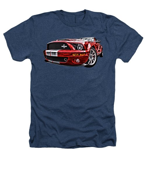 Shelby On Fire Heathers T-Shirt by Gill Billington