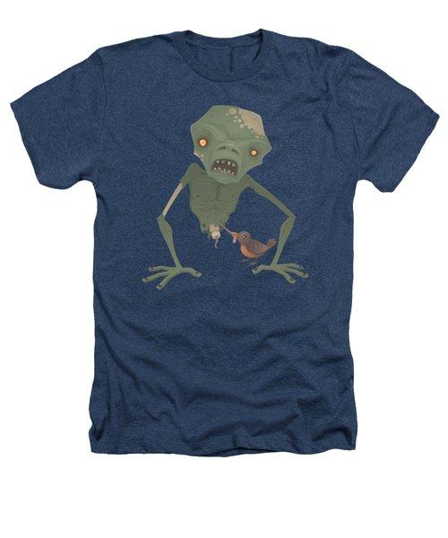 Sickly Zombie Heathers T-Shirt by John Schwegel
