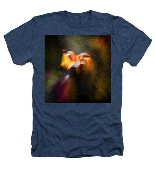 Soul Scream Heathers T-Shirt by Miki De Goodaboom