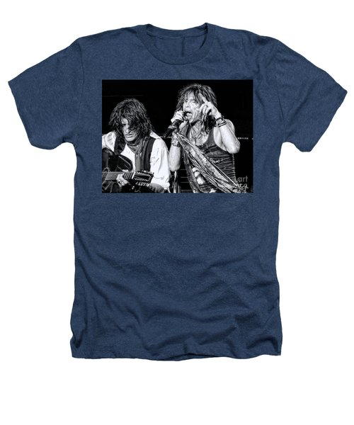 Steven Tyler Croons Heathers T-Shirt by Traci Cottingham