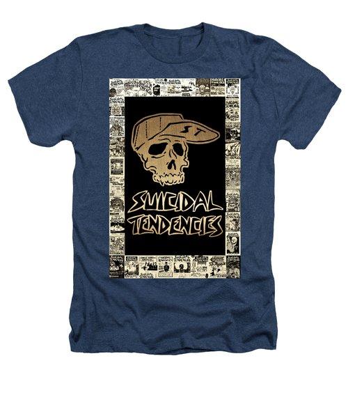 Suicidal Tendencies 2 Heathers T-Shirt by Michael Bergman