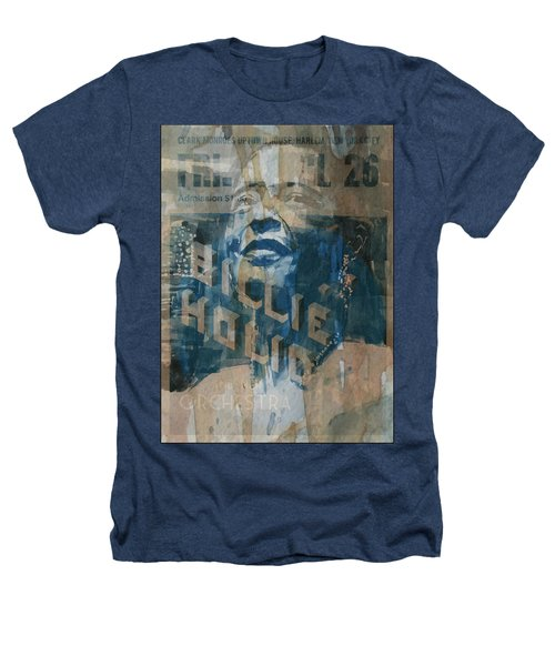 Summertime Heathers T-Shirt by Paul Lovering