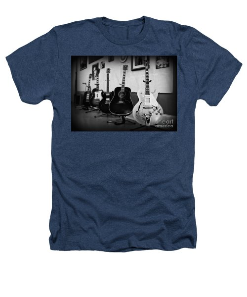 Sun Studio Classics 2 Heathers T-Shirt by Perry Webster