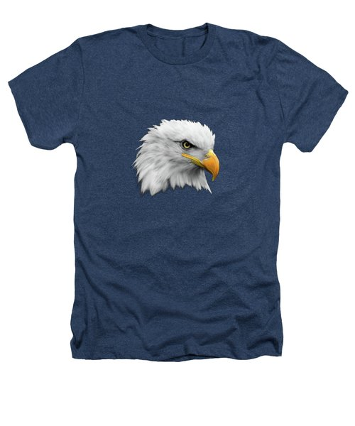 The Bald Eagle Heathers T-Shirt by Mark Rogan