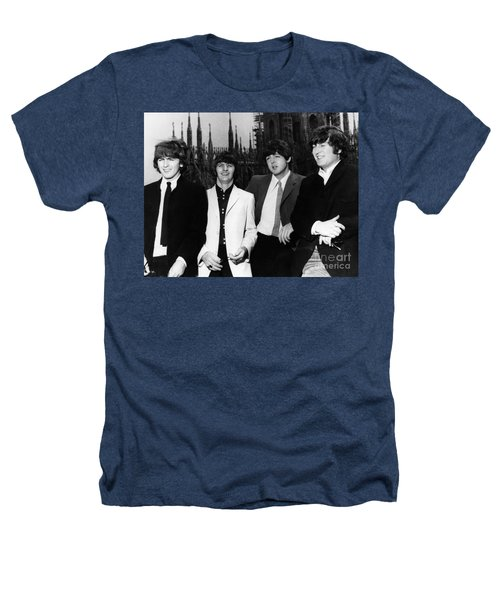 The Beatles, 1960s Heathers T-Shirt by Granger