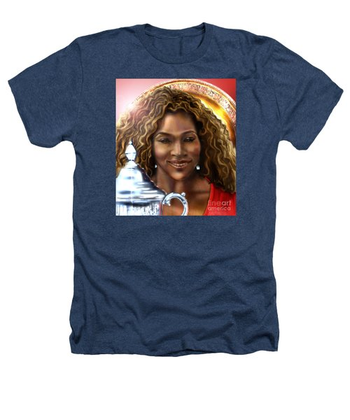 The Beauty Victory That Is Serena Heathers T-Shirt by Reggie Duffie